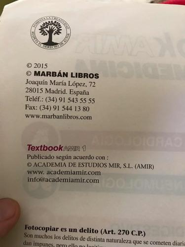 libros de medicina amir