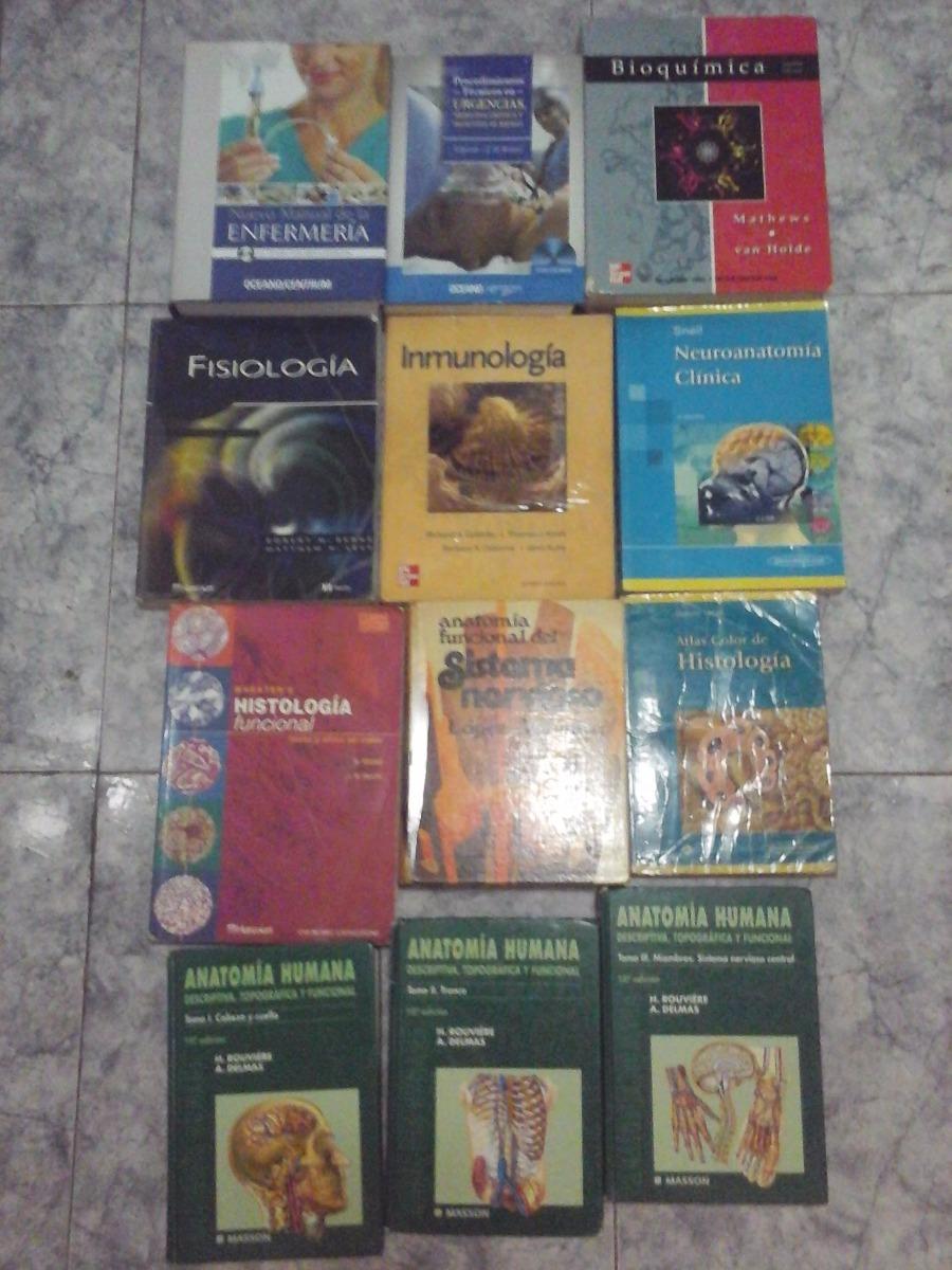 Libros De Medicina Bioquímica, Fisiología, Anatomía, Otros. - Bs. 0 ...