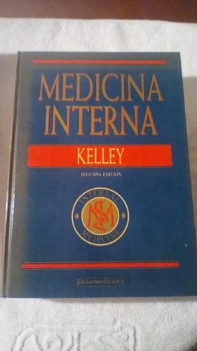 libros de medicina interna kelley 2 tomos