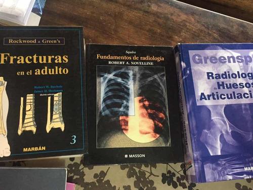 libros de medicina oferta  remate a 10 cada uno
