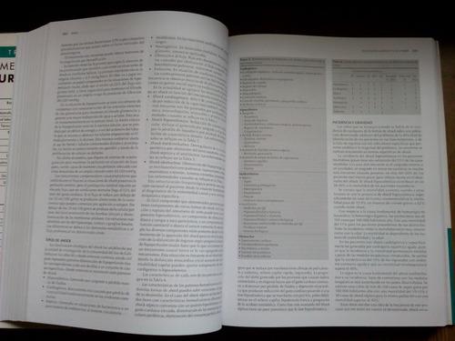 libros de medicina tratado de medicina de urgencias y cdrom