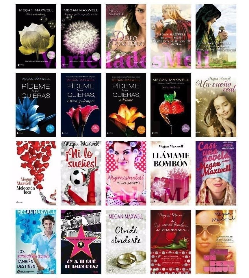 Libros De Megan Maxwell Para Descargar Gratis - Leer Un Libro @tataya.com.mx 2020