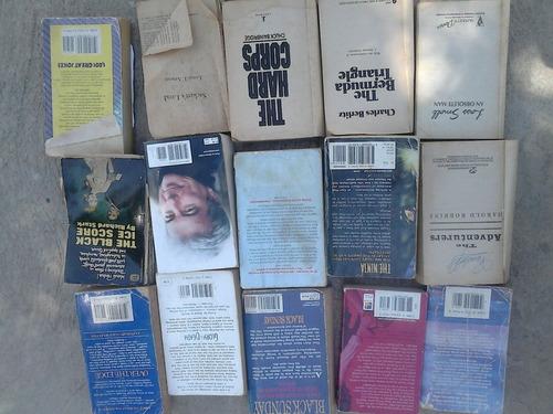 libros de novela originales en ingles