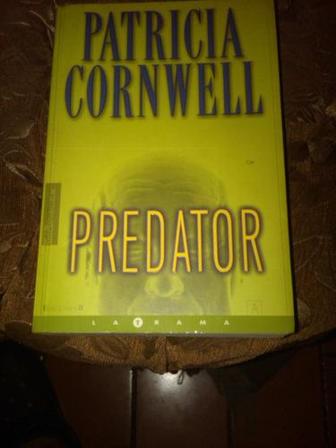 libros de patricia cornwell