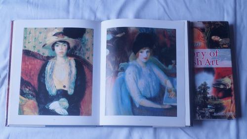 libros de pintura inglesa y americana