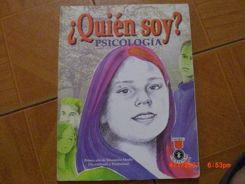 libros de psicologia ¿quien soy?