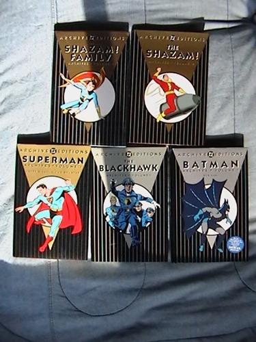 libros de shazam 4 volúmenes
