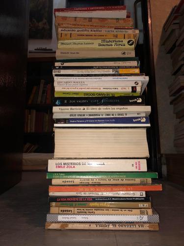 libros de todos los estilos y variedades, oferta por cierre!