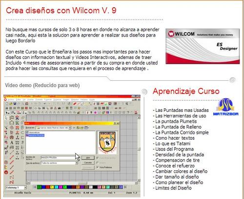 libros de wilcom 2006 + video curso