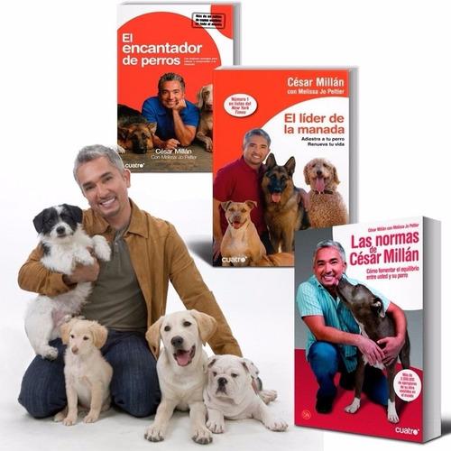 libros del el encantador de perros pdf + accesoria whatsapp