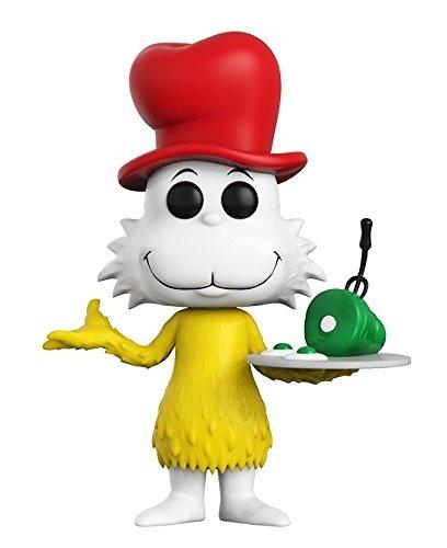 Libros Del Pop De Funko: Dr. Seuss Sam Soy Figura Del Juguet ...