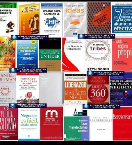 libros digitales + audio libros + cursos