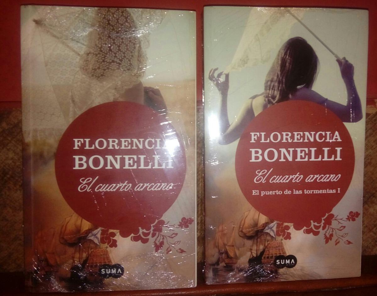 Libros El Cuarto Arcano 1 Y 2 Florencia Bonelli Completo - $ 969,00 ...