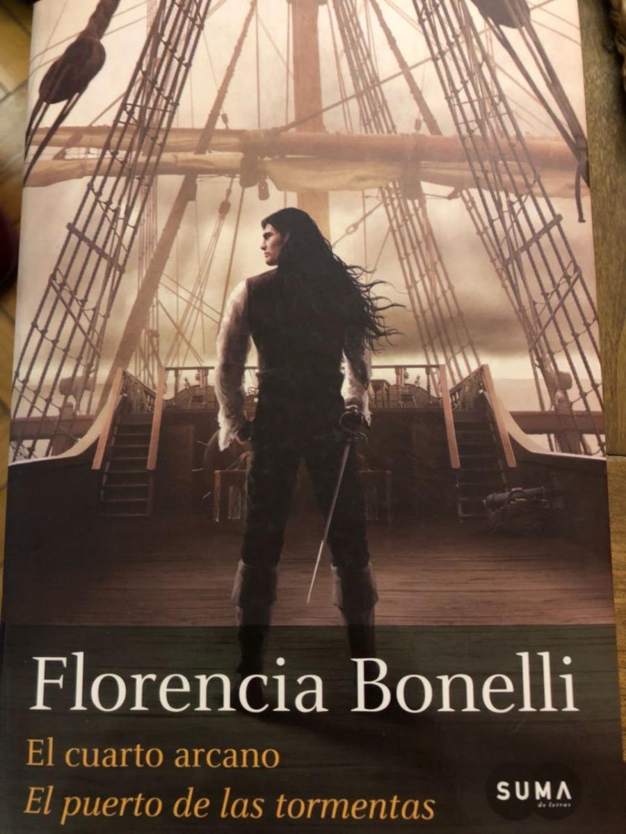 Libros El Cuarto Arcano Y Príncipe De Las Mareas - Bonelli - $ 400 ...
