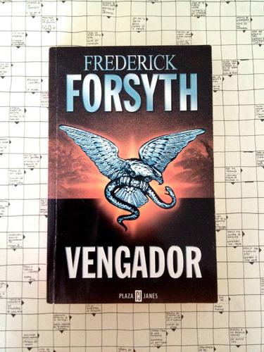 libros el veterano / el vengador de frederick forsyth. u28