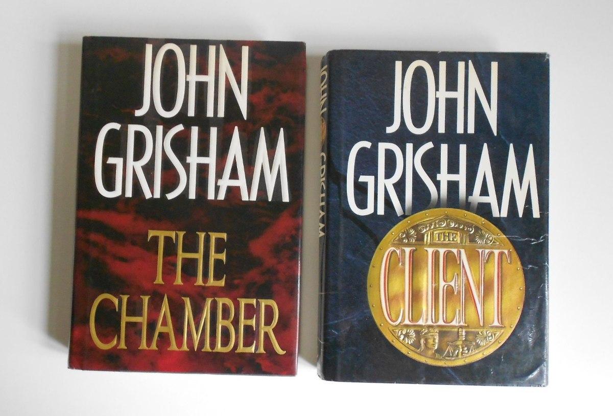 Libros en ingles the chamber the client john grisham cargando zoom