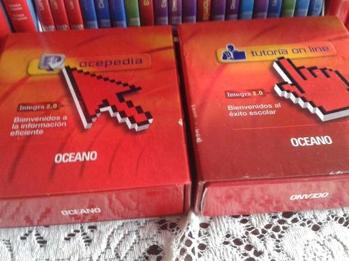 libros, enciclopedia oceano