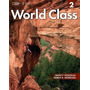 Libro Cevaz World Class 2 Con Workbook. Niveles 17, 18 Y 19