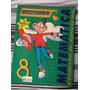 Libro Aprendo Matemática 8vo Grado Editorial Actualidad
