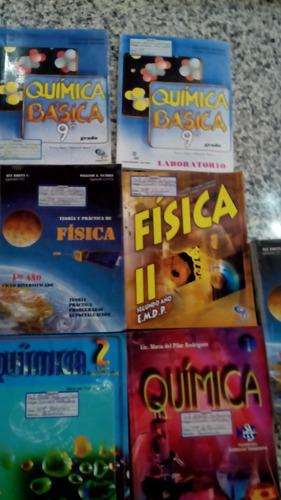 libros escolares  educación media bachillerato 4 $