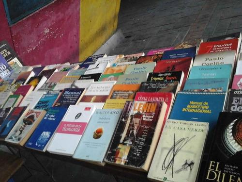 libros escolares novelas best seller derecho ciencias