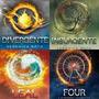 Saga Divergente, Insurgente, Leal Y Cuatro - Veronica Roth