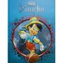Libro Disney Cuento Infantil Pinocho. Con 70 Pág A Color