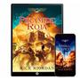 Trilogía Cronicas De Kane Universo Percy Jackson - Digital