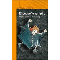 El Pequeño Vampiro Alfaguara Infantil