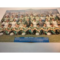 Poster Audax Italiano 1994 Don Balon