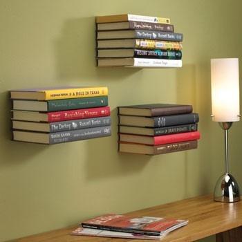libros flotantes, biblioteca flotantes