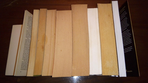 libros harry potter colección completa tapa blanda