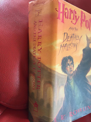 libros harry potter en ingles