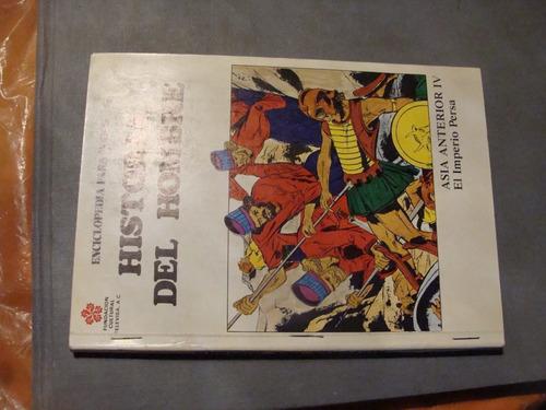 libros historia del hombre , asia anterior iv , el imperio p