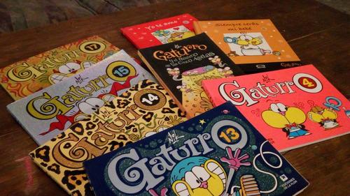 libros historietas gaturro nik varios