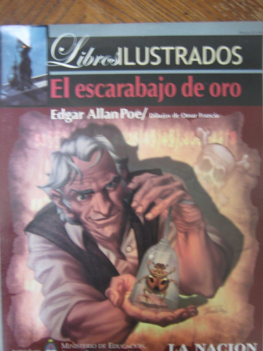 libros ilustrados, 3 revista, poe, conrad, kafka