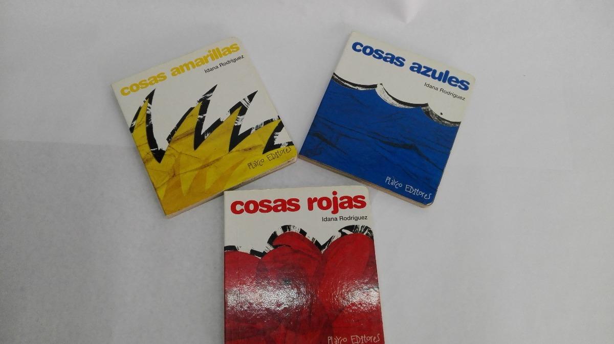 Libros Infantiles Colores Primarios - Bs. 1.500,00 en Mercado Libre