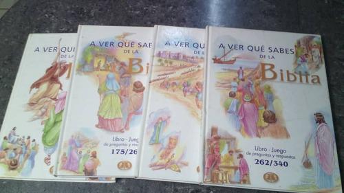 libros infantiles de la biblia