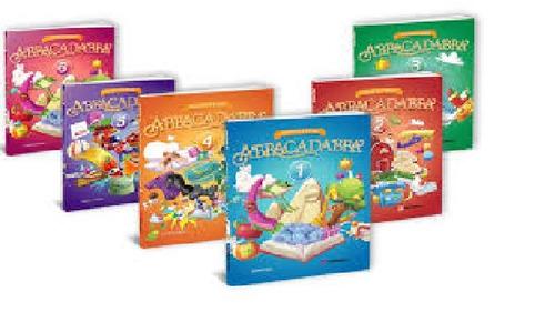 libros ingles abracadabra  2 4 5 6 grado