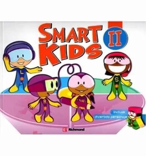 libros ingles smart kids 1 2 3 editorial richmond digital