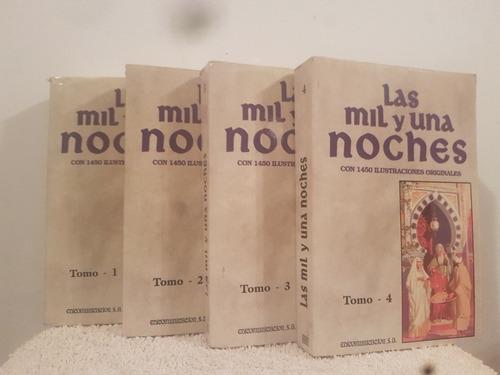 libros las mil y una noches colección completa