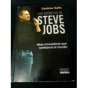 b54afbc74c9 Los Secretos De Steve Jobs Carmine Gallo en Mercado Libre Venezuela
