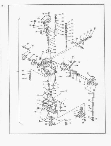libros mecanica motos honda yamaha suzuki kawasaki etc etc