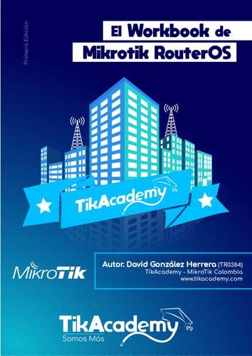 libros mikrotik routeros aprende desde cero edicion de lujo