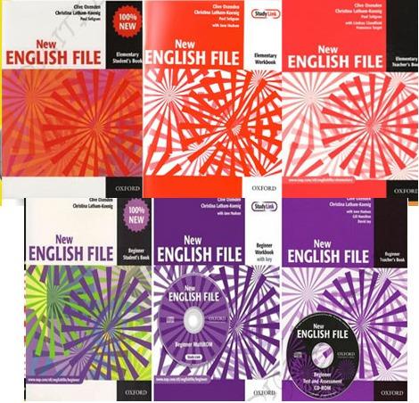 libros new english file elementary+beginner(versión digital)