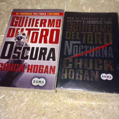 libros nocturna y oscura nuevos