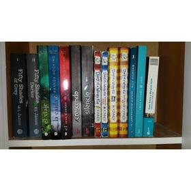 Libros Novelas, Varios Generos Y Autores, Usados
