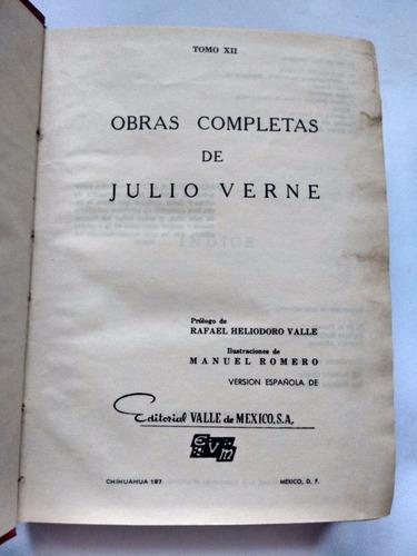 libros - obras completas julio verne