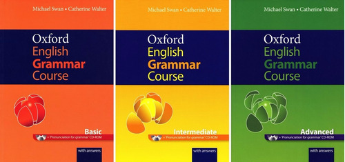 libros oxford english grammar+cd-room (versión digital)