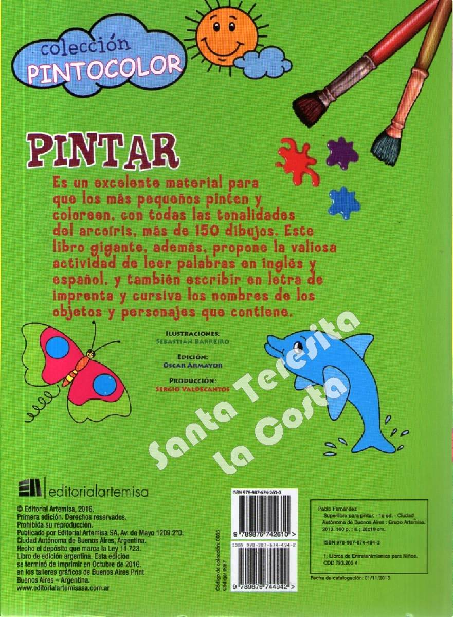 Moderno Editoriales De Libros Para Colorear Friso - Dibujos Para ...